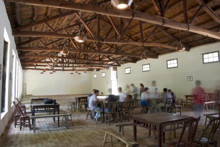 信阳粮油博物馆及村民活动中心内-信阳粮油博物馆及村民活动中心第11张图片