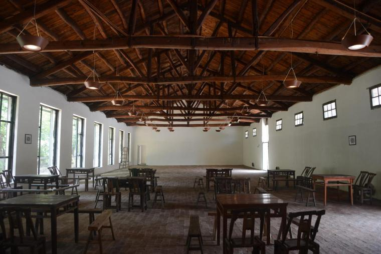 信阳粮油博物馆及村民活动中心内-信阳粮油博物馆及村民活动中心第13张图片