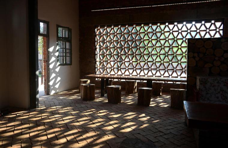 信阳粮油博物馆及村民活动中心内-信阳粮油博物馆及村民活动中心第18张图片