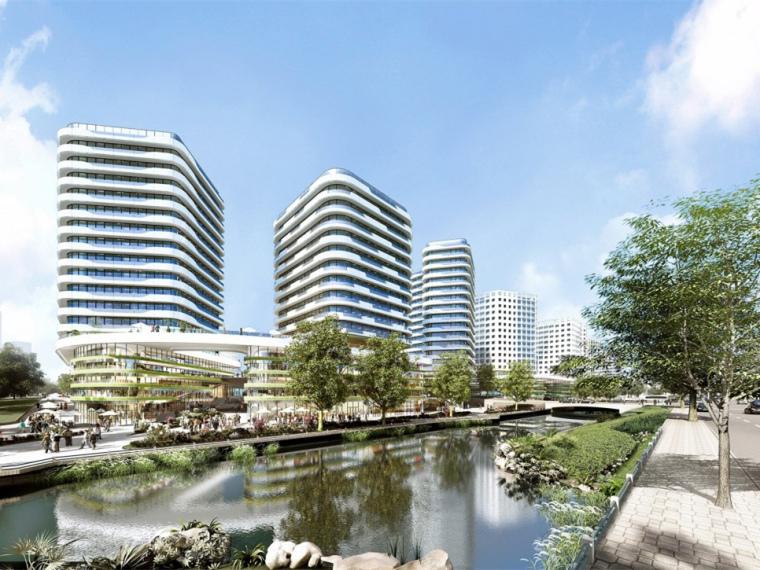 松江金融集聚区城市设计
