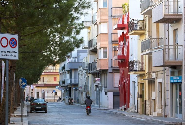 意大利住宅立面改造