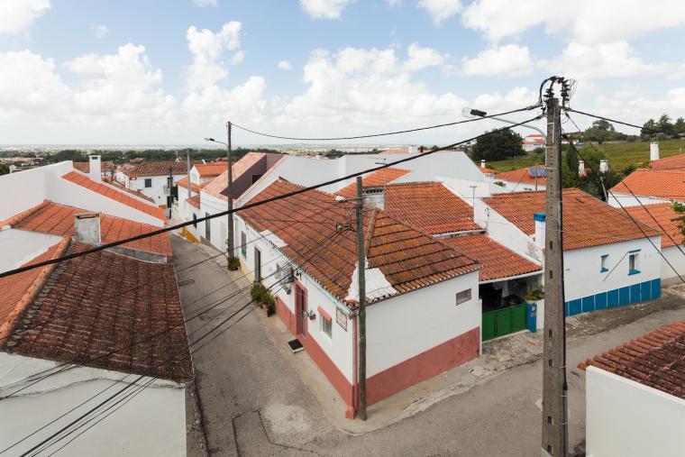 葡萄牙庭院住宅