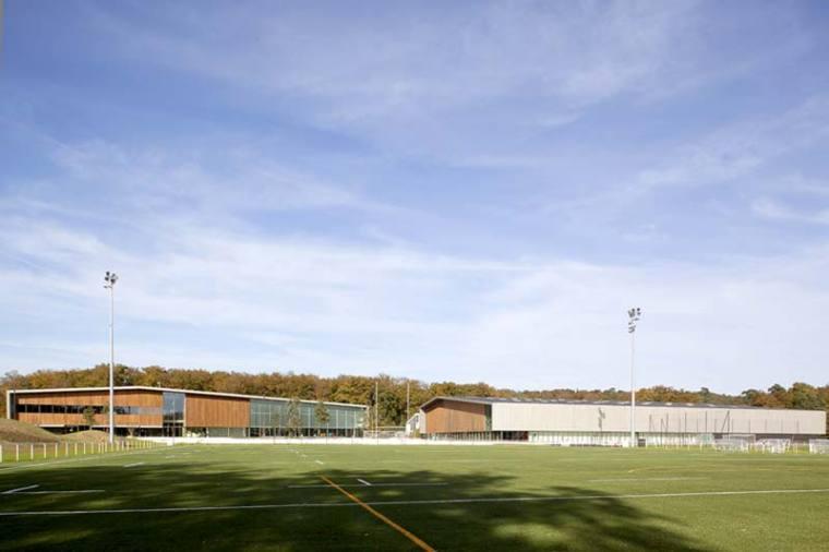 法国la Defense国家体育中心
