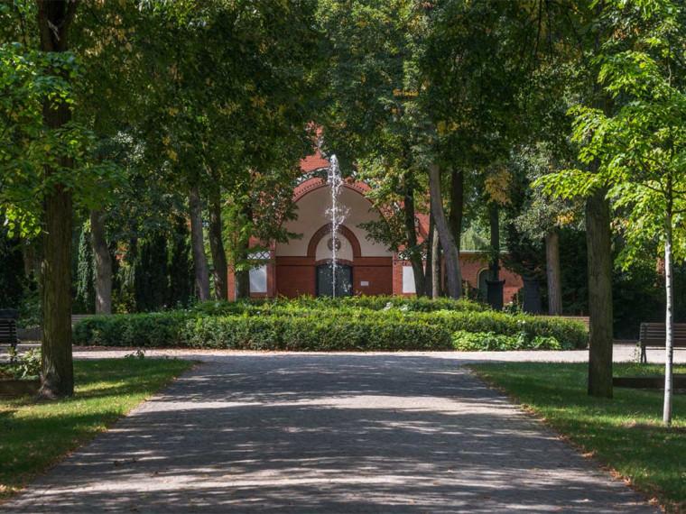 德国Luisenkirchhof III公墓