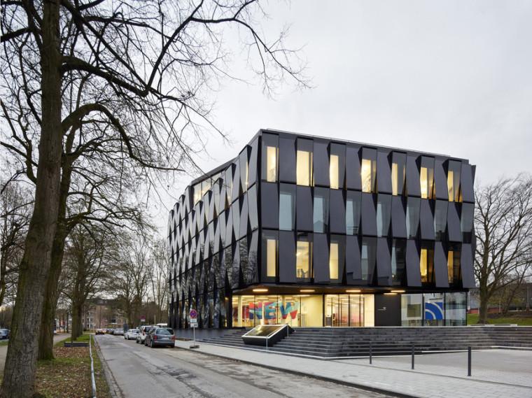 德国新包豪斯建筑