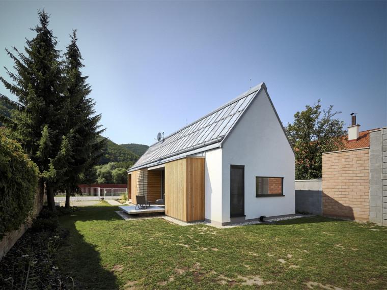 斯洛伐克木质砖房