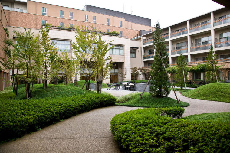 日本太阳城Takarazuka老年公寓