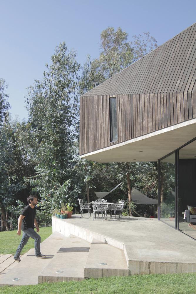 智利拉雷纳住宅