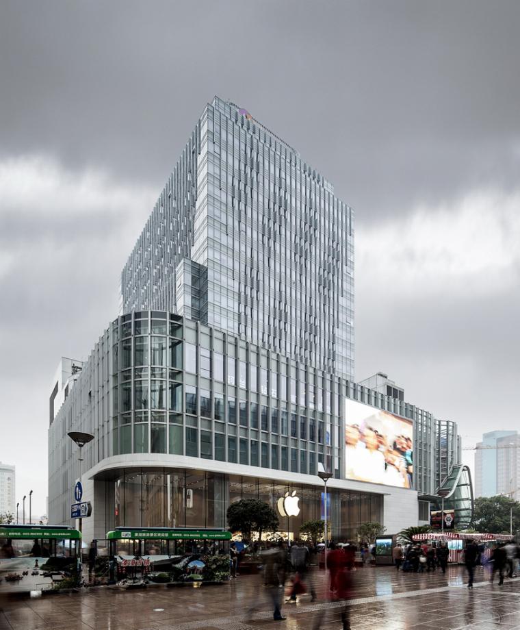 南京恒基名人购物中心