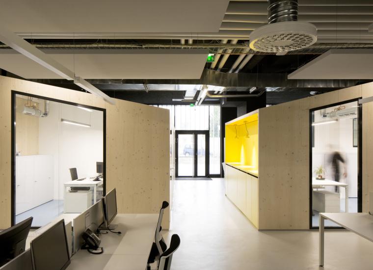 法国JM0开放式办公场所