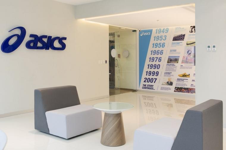 墨西哥ASICS公司办公室