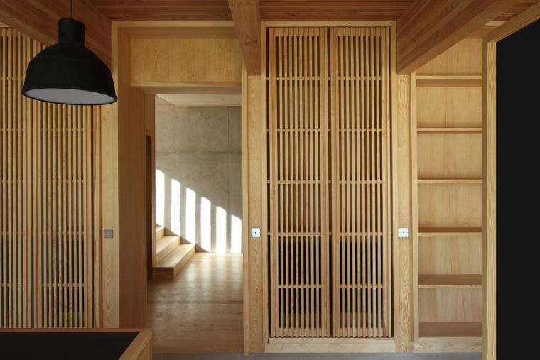法国勒鲁热综合楼内部实景图-法国勒鲁热综合楼第17张图片