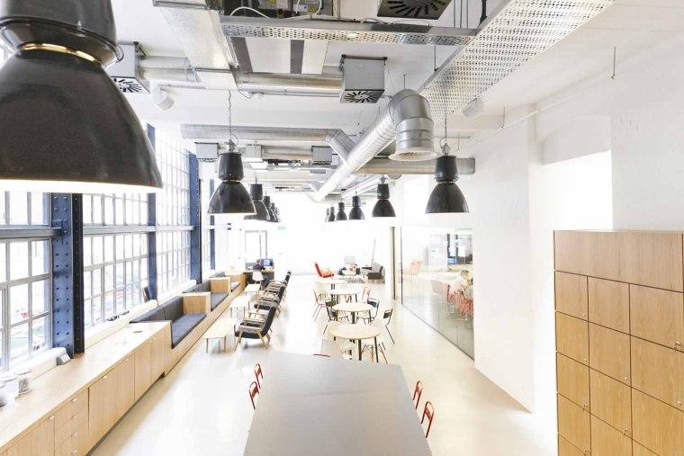 英国Spark 44公司办公室