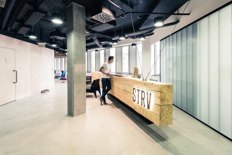 it公司办公室设计资料下载-布拉格STRV公司办公室