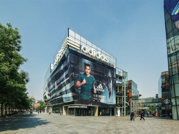 *美图欣赏*北京三里屯商业综合体建筑