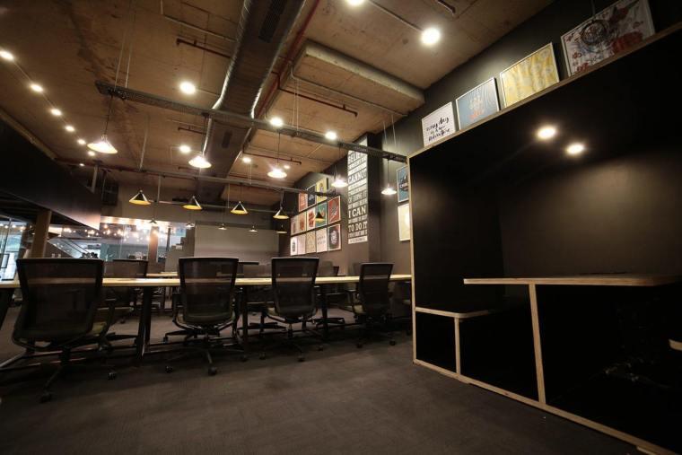 印度Innov8\'s联合办公空间