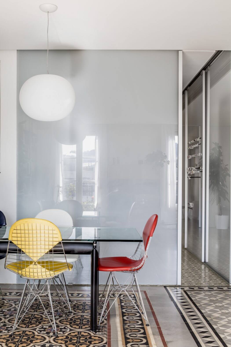 西班牙Eixample区的公寓_3