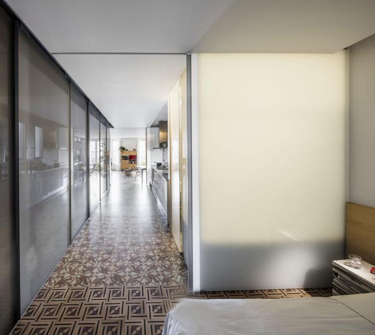 西班牙Eixample区的公寓_6