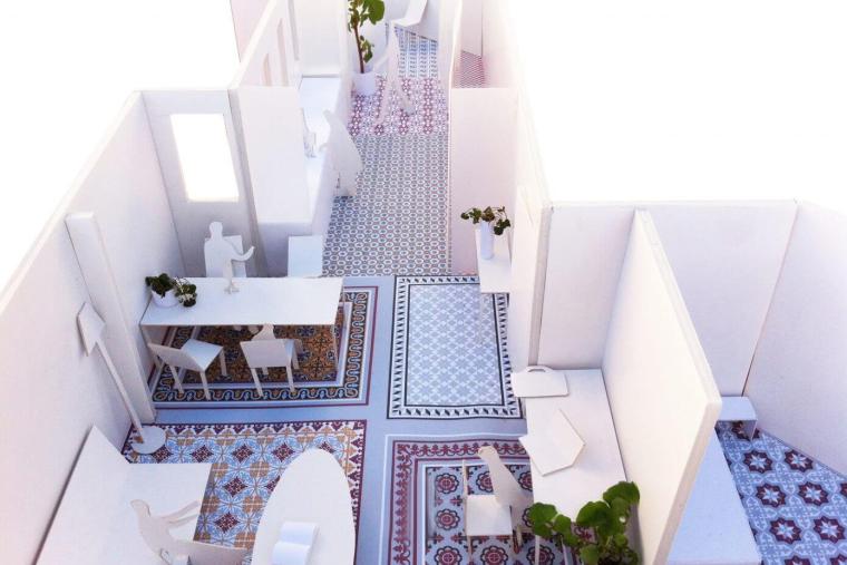 西班牙Eixample区的公寓_9