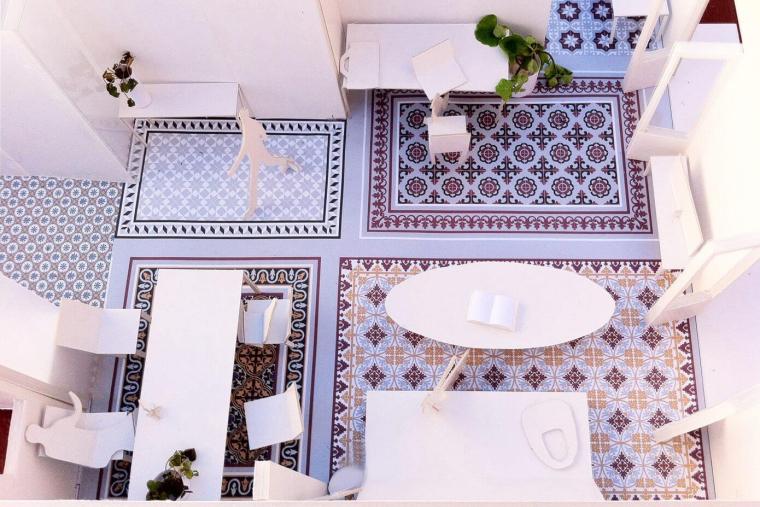 西班牙Eixample区的公寓_10