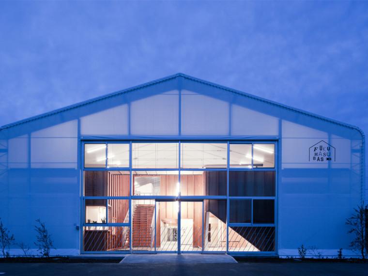 日本Fukumasu幼儿园扩建项目