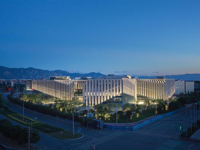 北京海淀区北部文化中心
