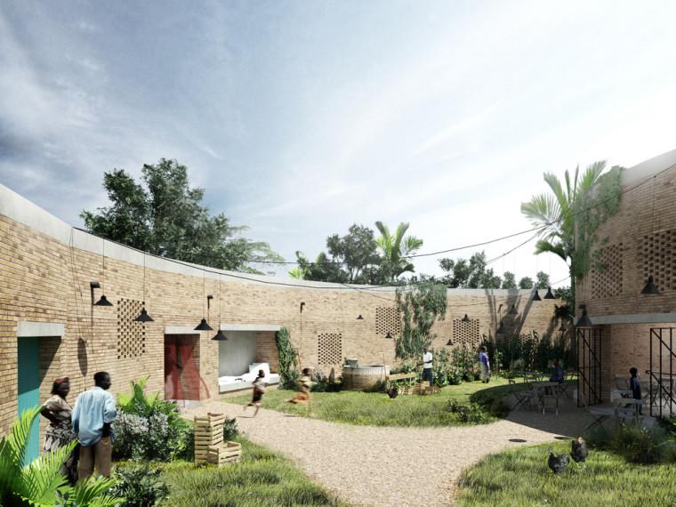 乌干达同性青年社区设计作品赏析