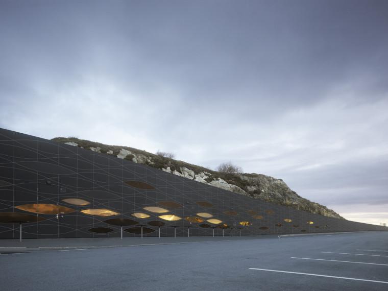 挪威Eldhusoya海岛观景小路