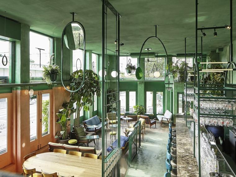 阿姆斯特丹Botanique酒吧