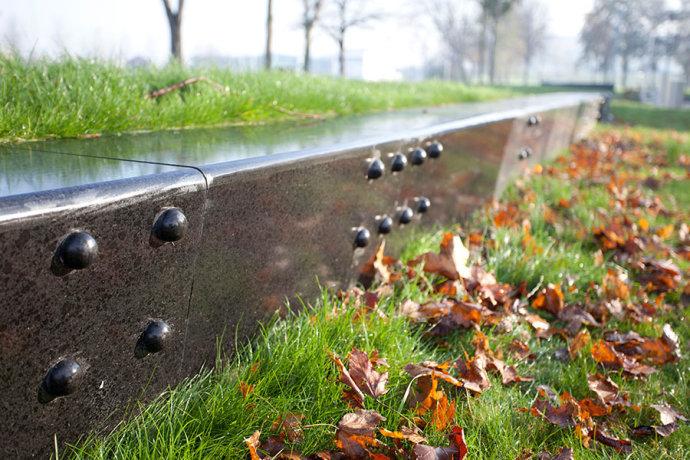 英国South Canal滨水景观外部实景-英国South Canal滨水景观第9张图片
