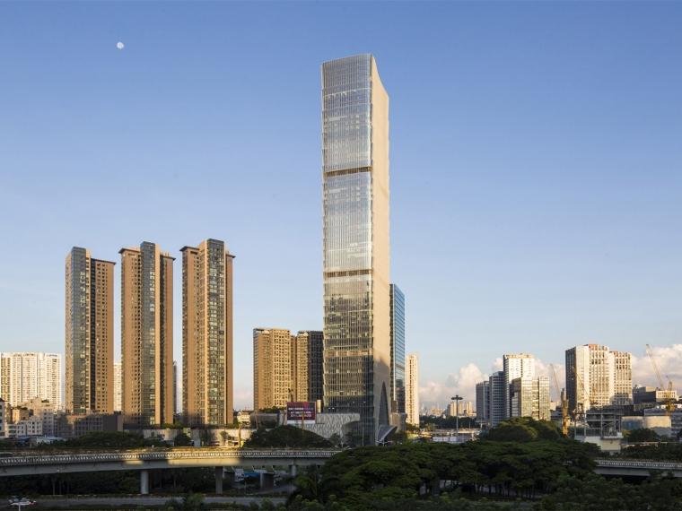 深圳京基滨河时代广场