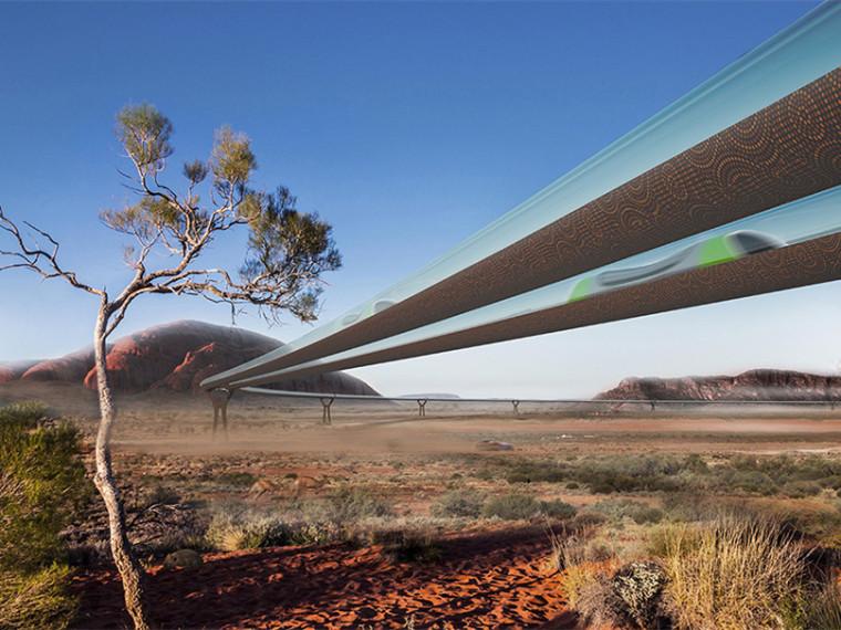 澳大利亚高速列车通道