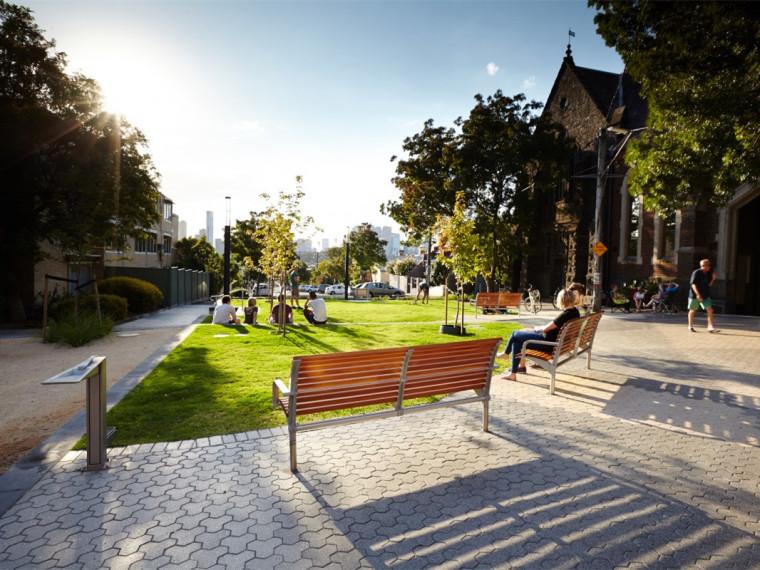澳大利亚richmond城市绿地