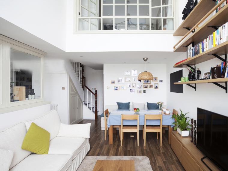 小户型日式简约住宅