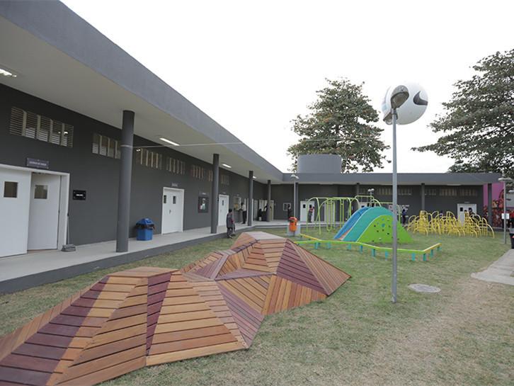 巴西奥运会22个运动场地改造