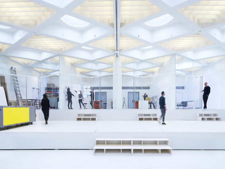 Feldmann+schultchen设计公司办公室