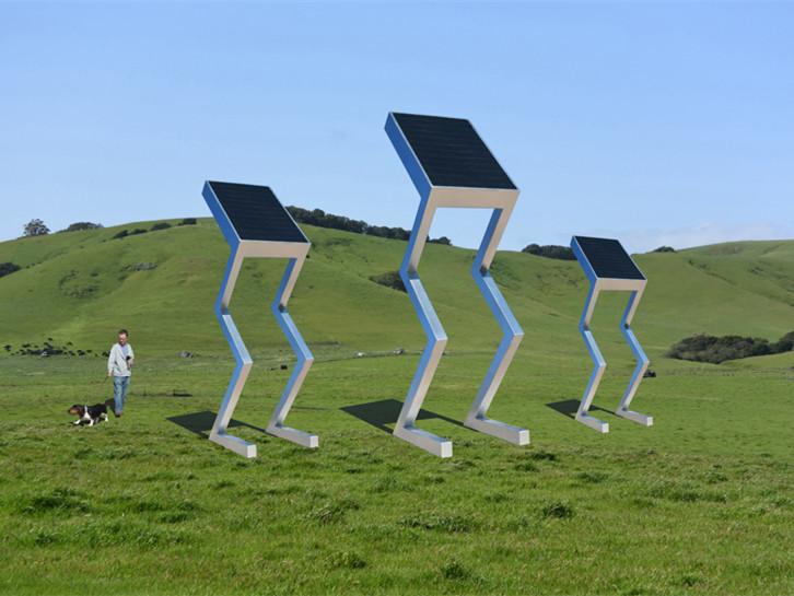 美国太阳能电动装置