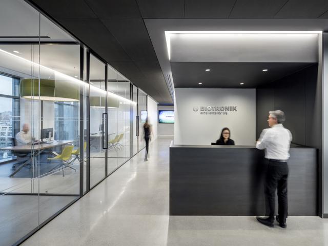 美国百多力医疗器械公司办公室