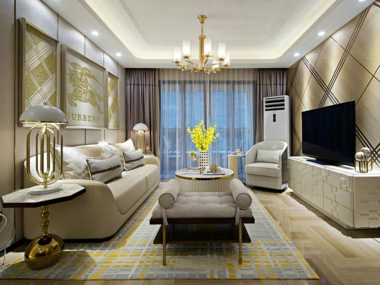 温馨舒适风格的住宅