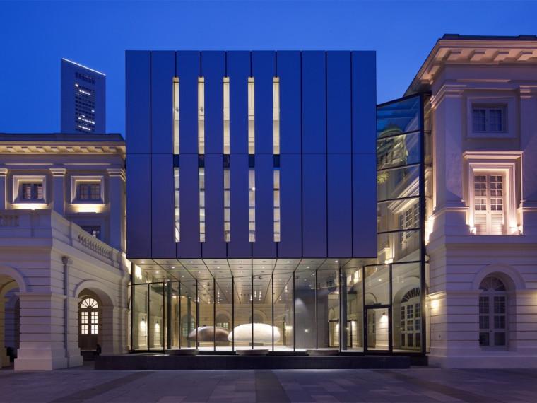 新加坡亚洲文明博物馆新翼