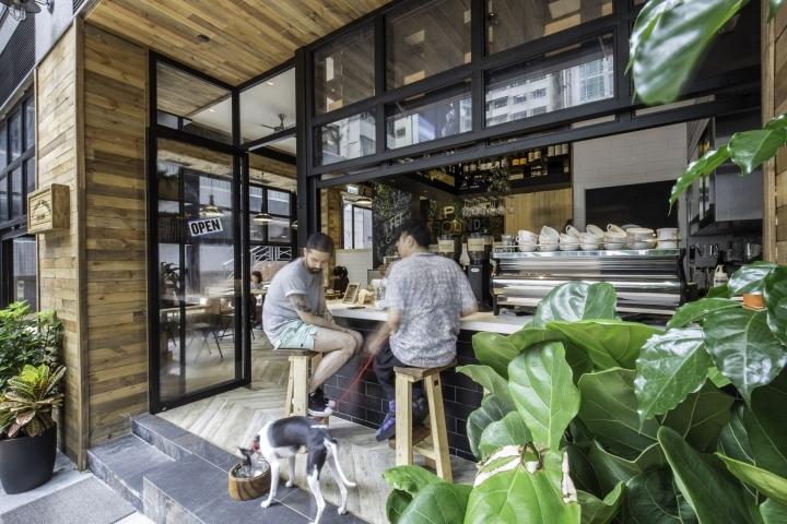 香港Elephant Grounds咖啡店外部-香港Elephant Grounds咖啡店第20张图片