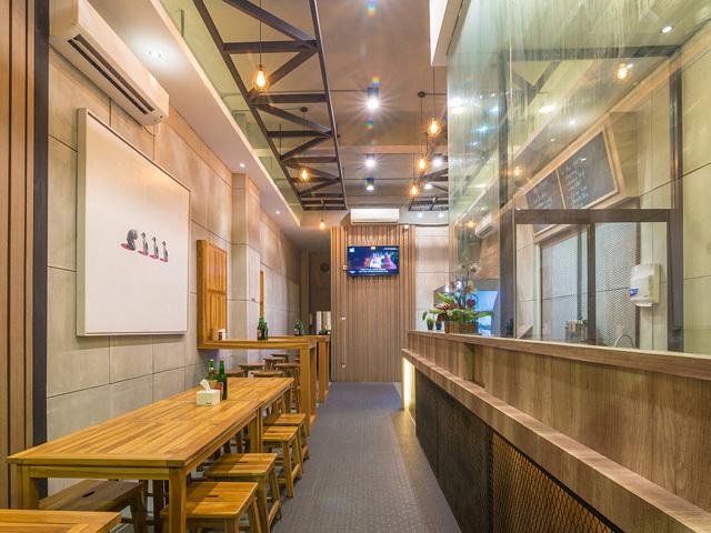 印尼Sapeng Art of Satay 咖啡馆