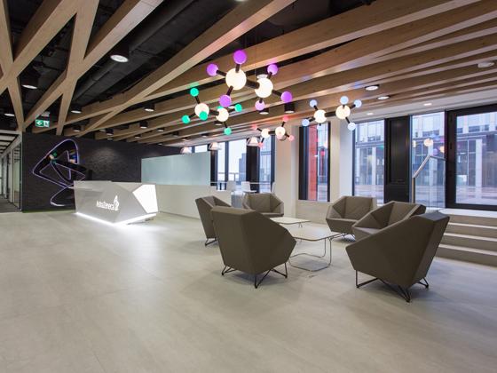 波兰AstraZeneca公司办公室