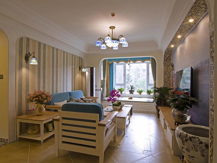 成都地中海风格的住宅