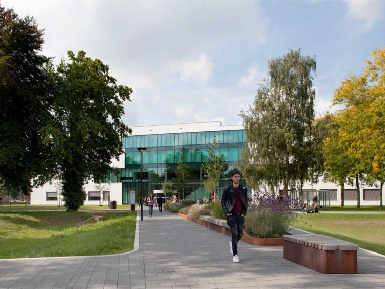 荷兰方提斯应用科技大学改造