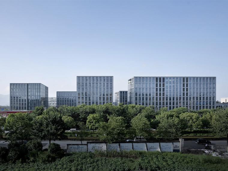 杭州西溪国际总体规划