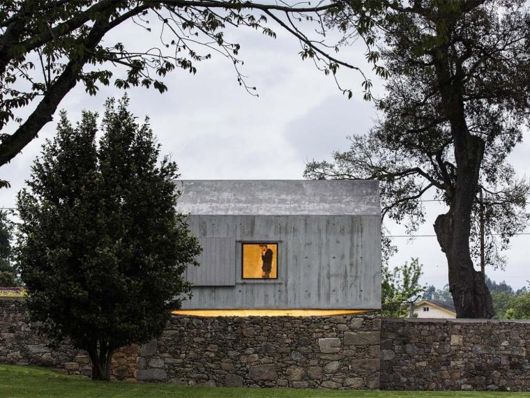 葡萄牙鸽舍改造的儿童游乐房