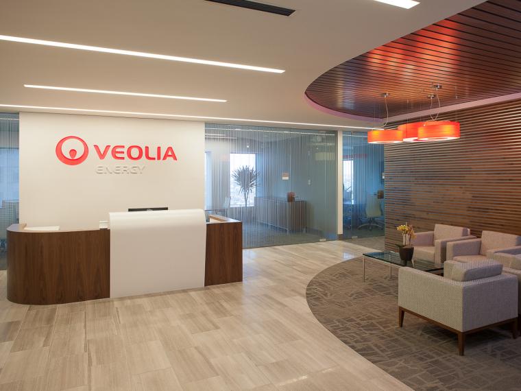 波士顿Veolia能源公司办公室