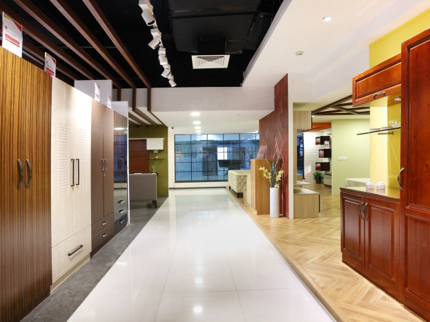 印度HomeLane商店办公室