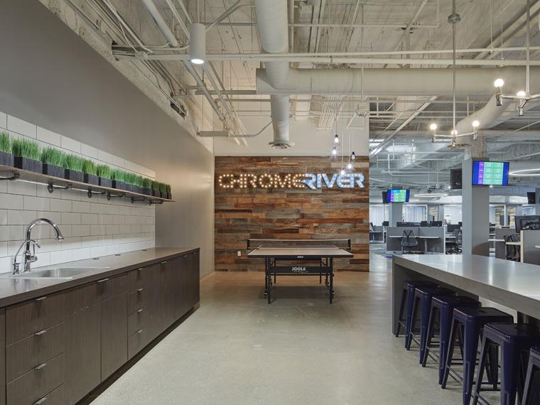 美国Chrome River 科技公司办公室